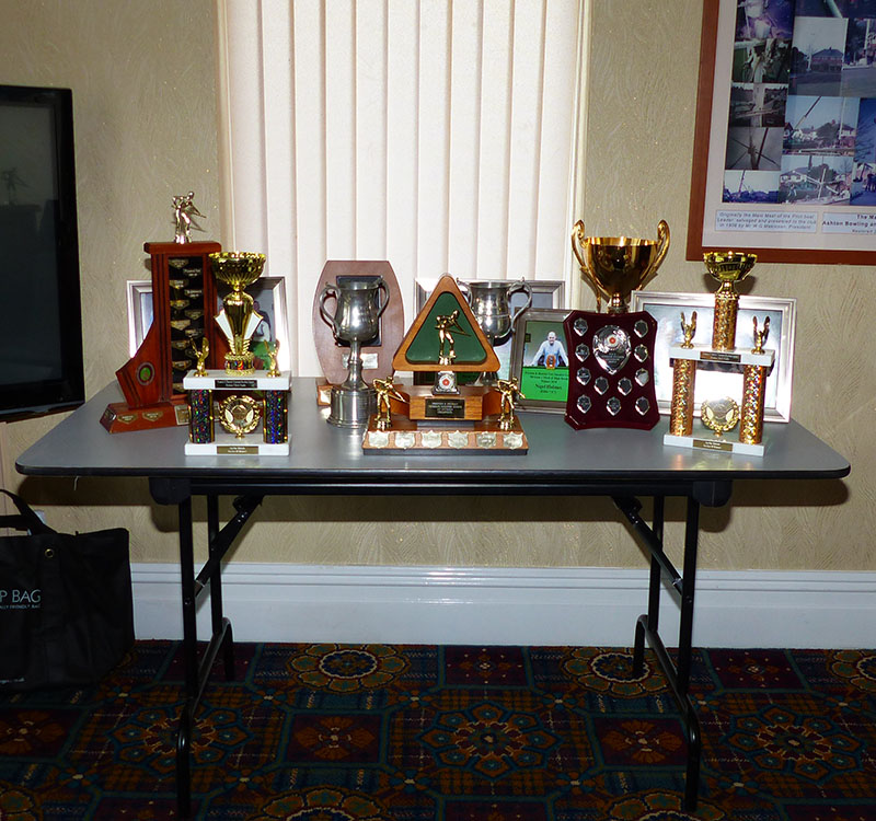 The Trophies Table