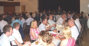 The Annual Presentation Evening at the White Eagle Club - 2004