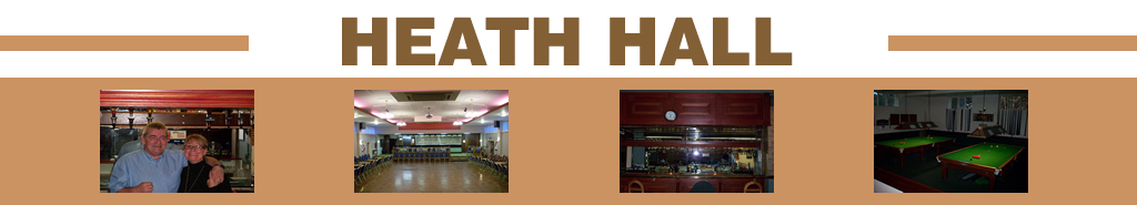 Heath Hall is managed by a local family who took over in October 2009.