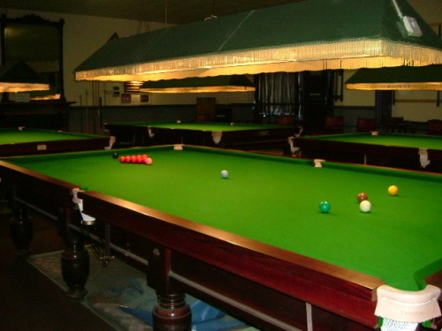Wallasey Central Conservative Club