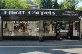 <b>Elliott Carpets, your local carpet shop, and supplier of high quality carpets, rugs and hard flooring products from manufacturers such as Roger Oates, Axminster and Amtico. Tel: 01629 57580.</b>