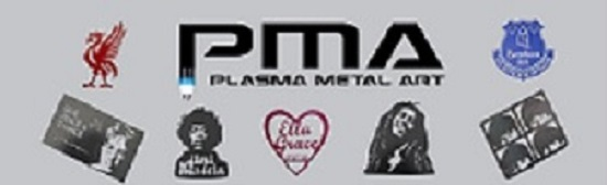 <b>PMA - Plasma Metal Art</b><p>